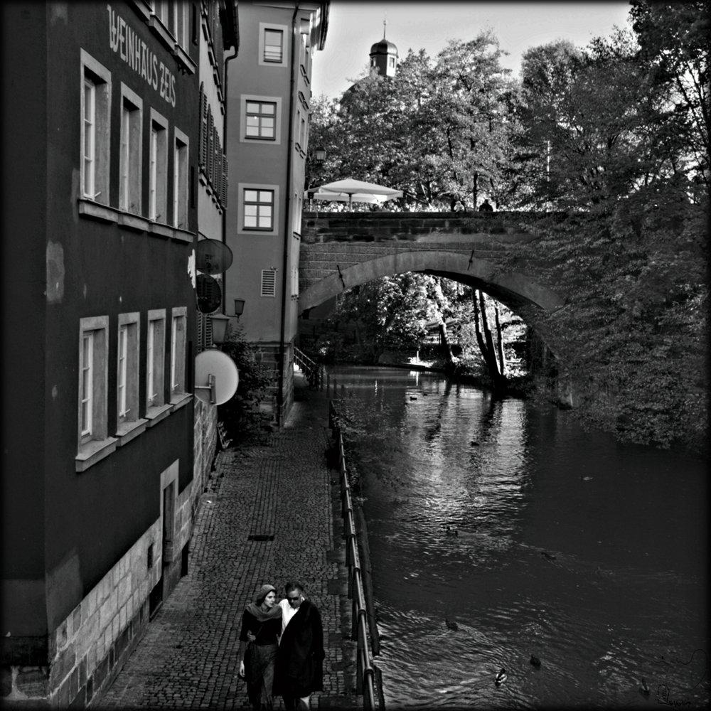 Bamberg, Schwarzweiß